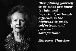 Margaret thatcher famous quotes 4