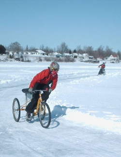 Thread: Adult tricycle for icy conditions commuting?