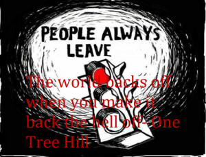 quotes one tree hill peyton sawyer oth text inspirational life quotes