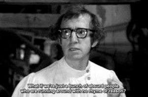Woody allen quotes love