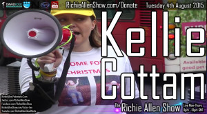 The Richie Allen Show on Davidicke.com: Kellie Cottam - 'You Are Only ...