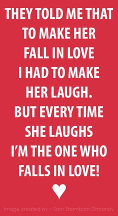 Love Quotes Make Her Smile ~ Quotes on Pinterest | 66 Pins