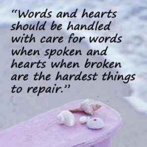 Hurtful Words Are Life Altering And Damage The Human Spirit
