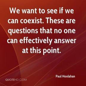 Coexist Quotes