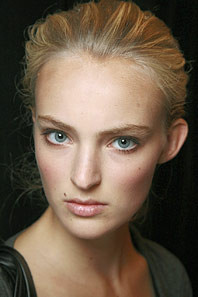 Ymre Stiekema - Fashion Model - Profile on New York Magazine