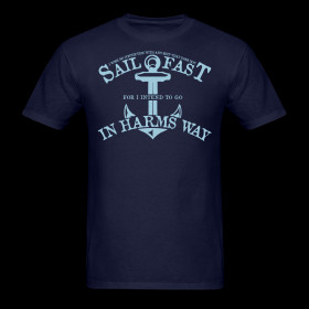 John Paul Jones Quote Shirt ~ 351