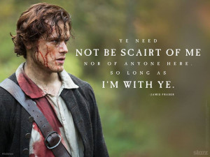 Three New Official Photos of 'Outlander'