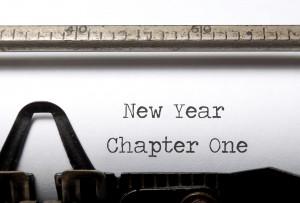 Writer's HAPPY New Year
