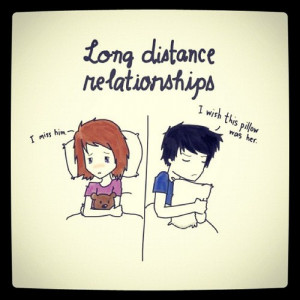 love #longdistance #relationship (Taken with Instagram )