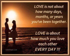 is love love quotes quotes quote sunset couple love quoteLife Quotes ...