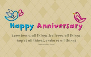 wedding anniversary wishes quotes for friends, anniversary wishes ...
