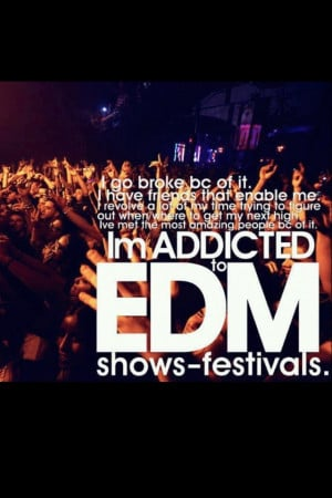 Kaskade Tattoo Edm Festival Quotes. Q...