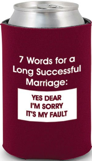 Funny Wedding Koozie Quotes Quotesgram