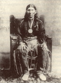 Chief White Eagle, Canadian-born American Mohawk actor and stuntman ...