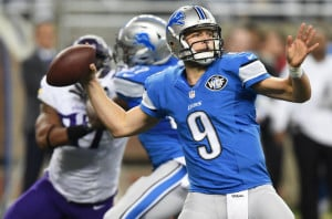 Detroit Lions don't need more vertical passing, just more efficiency ...