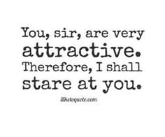 Flirty Quotes More