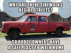 Funny Dodge Quotes. QuotesGram