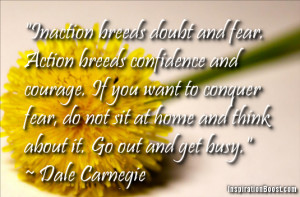 dale carnegie motivational quotes