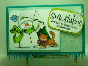 quotes to snowman sayings