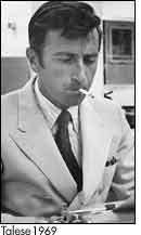 Ray's musings continue for two more long paragraphs. That Talese was ...