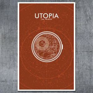 Utopia. hands down my favorite book i've read in great books
