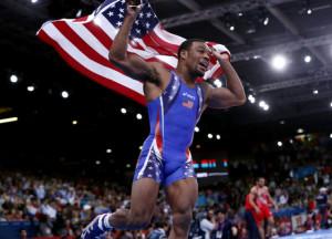 Jordan Burroughs: Gold medalist speaks about Olympic wrestling, NJSIAA ...