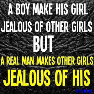 Quotes About Jealous Girls