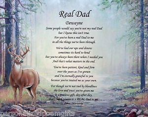 ... DAD-PERSONALIZED-STEP-DAD-POEM-BIRTHDAY-FATHERS-DAY-OR-CHRISTMAS-GIFT