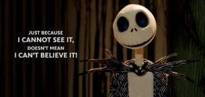 ... , 2014 One comment so far topic The Nightmare Before Christmas quotes