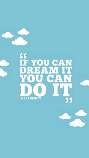 Walt Disney Quote. Amazing.: Dream Big, Disney Quotes, Walt Disney ...