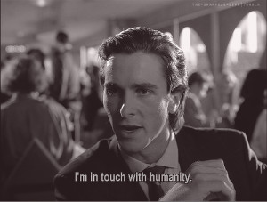 Favorite 'American Psycho' Quotes