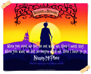 Movie Quotes applied to Software Engineering... Nanny McPhee