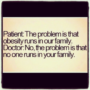 doctor funny health overweight run fitness happy smile quote alive ...