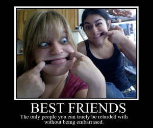 Difference Between Normal Friend Vs Best Friend (20 pics)