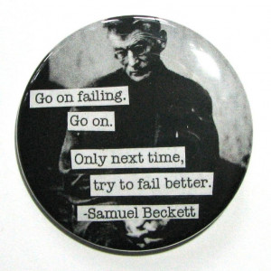 samuel beckett quotes - Google Search