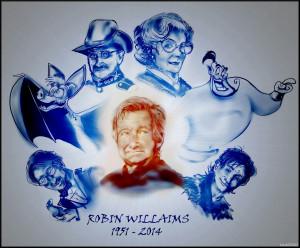 Robin era um verdadeiro Gênio do cinema!