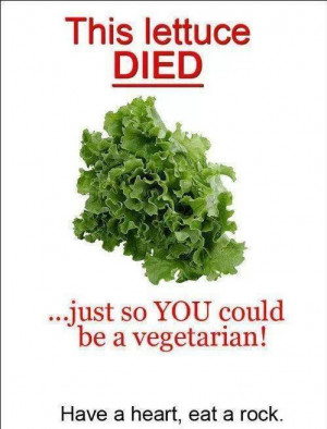 Funny vegetarian jokes