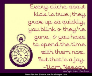 inspirational quotes about children growing up