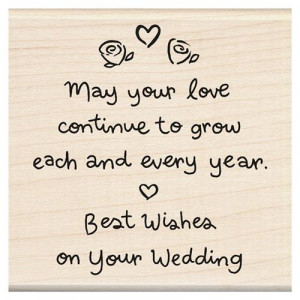 26 Fresh Wedding Wishes And Quotes