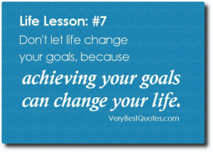 best Goal quotes life quotes