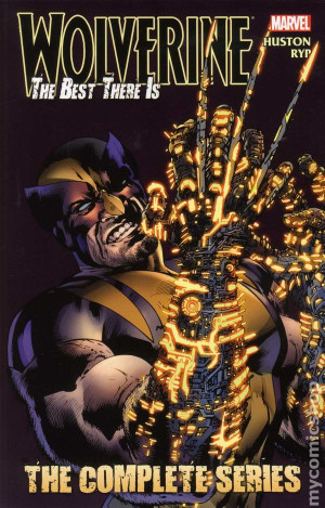WOLVERINE: THE BEST THERE IS – THE COMPLETE SERIES