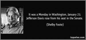 Jefferson Davis Quotes On Slavery Jefferson Davis Quotes