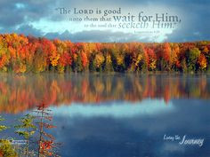 Fall Scripture Wallpaper | Living the Journey » Inspiration for the ...