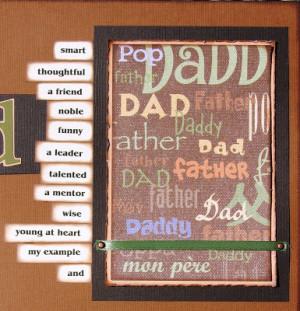 mother daughter scrapbook ideas