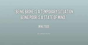 Being Broke Quotes Preview quote
