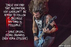 Dave Grohl Quotes For Every Creative Person