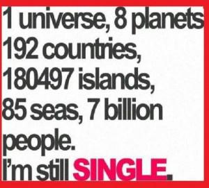 Im still single