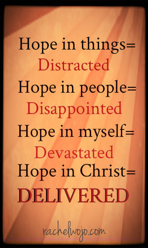 The Source of Hope: 7 Bible Verses Giving Hope