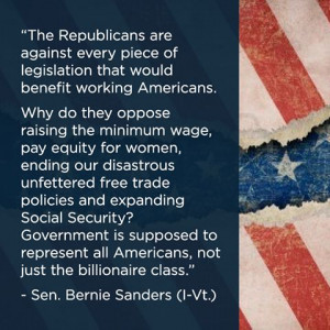 Support democrats today, go VOTE.