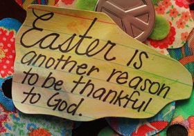 Easter Blessings Quotes & Sayings!